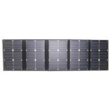 180 * 43 * 4CM Tamanho e material de silício monocristalino SUNPOWER painel solar do carro dobrável