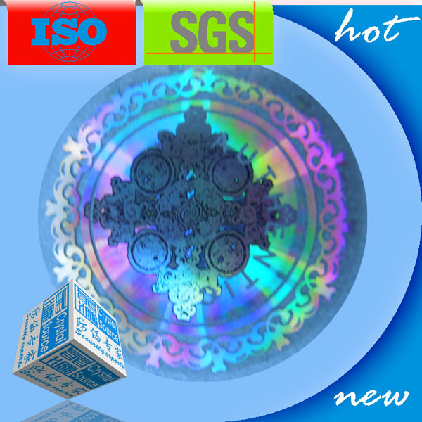 All kind of 3D laser hologram sticker