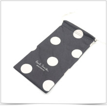 Double Side Drawstring Microfiber Phone Pouch