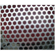 Stainless steel perforated metal sheet quotation