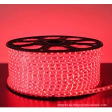 Árbol de Navidad decorativo 60 LEDs tira de luz led flexible 4.8W / m 220V