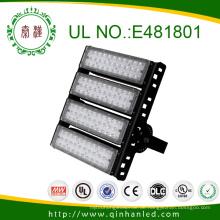 UL & Dlc genehmigen 100W 150W 200W Philips LED-Außenflutlicht (UL Nr .: E481801)