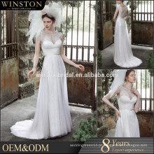 Alibaba Dresses Fornecedor de renda livre renda comprar vestidos de noiva na China