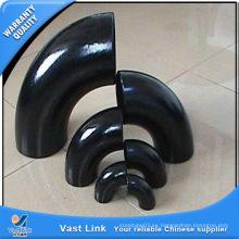 Codo de acero de carbono de 6 pulgadas para la fabricación de electrodomésticos