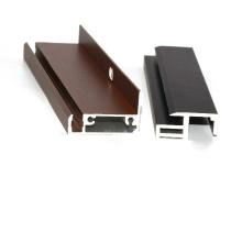 Black aluminum solar panel frame for solar aluminum frame/solar panel frame
