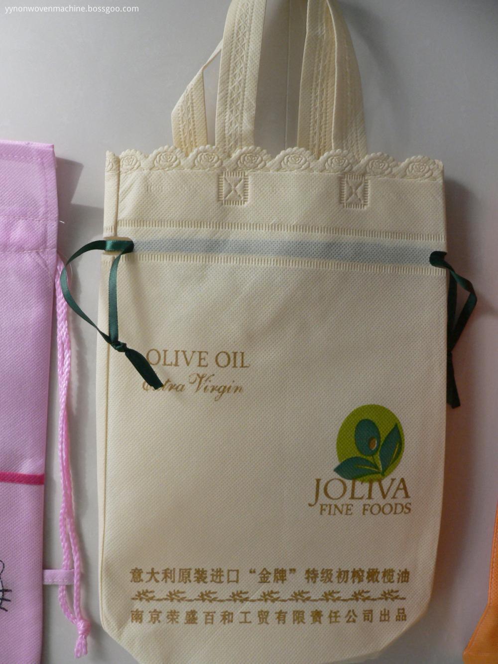oil non woven bag