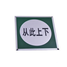 Best choose funny stickers speed rader sign electrical warning signs