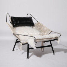 Classic Flag Halyard Occasional Lounge Chair