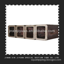 250X450mm Thick Wall Welded Steel Pipe