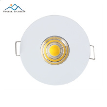Wolink outdoor led recessed round panel downlight decorate adjustable importer