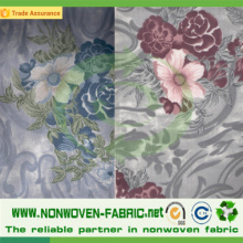 Excellent Home Nonwoven Textile Printed Design Fabric