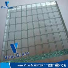 6.5 мм проводное защитное стекло (WG)