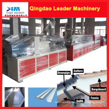 Soon Delivery Time PVC Gutter Extrusion Machine
