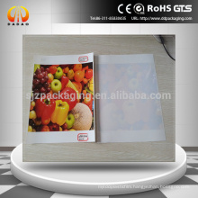 Eco-solvent Front Printing Backlit Film,PET white film