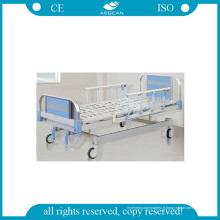 Lit manuel d'hôpital d'équipements médicaux d'AG-Bys124