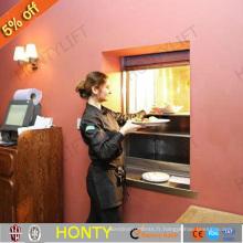 cuisine ascenseur restaurant nourriture monte-plats prix de levage