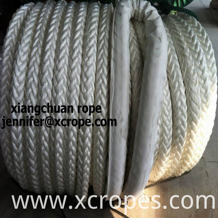 12 strands Polyester rope 1