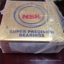 Roulements à billes à contact oblique NSK 7000c pour broches
