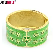 Gros personnalisé mignon plaqué or bracelets et bracelets modernes