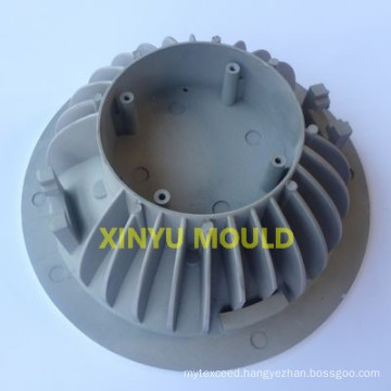 LED down light casing casting