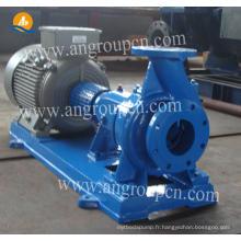 Pompe à eau à aspiration à centrifuger ouverte centrifuge