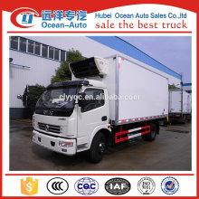 Dongfeng 3ton freezer truck price