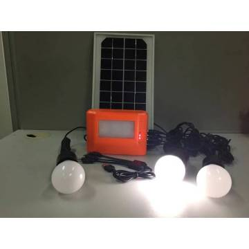 Solar Energy Saving Lightings System From ISO Original Factory