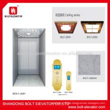 Kleine zwei Personen Aufzug Typ Villa Aufzug für 2 Personen Aufzug