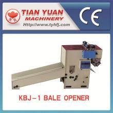 Abridor de fardos de fibra não tecida (KBJ-1)