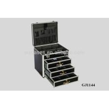 сильный & портативных алюминиевых инструмент комод с 3 ящиками