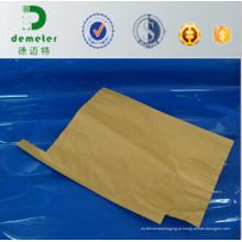 Sacos de proteção de manga de papel composto de alto grau respirável para diminuir a causa de danos por chuva, vento forte e queda de frutas