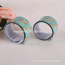 Werbe einstellbare reflektierende Schlag Armband