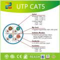 Cabo Fluke Passed UTP Cat5e LAN com ETL
