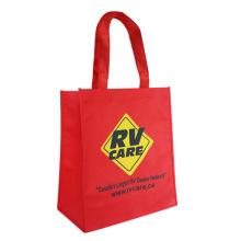 사용자 지정 비 짠된 재사용이 가능한 가방