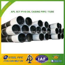 APL 5CT P110 OIL CASING PIPE / TUBE MADE IN CHINA