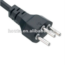 Plug elétrico suíço