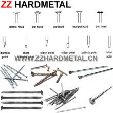 Hochwertiger ISO-Standard-Nagelgreifer, der Form herstellt