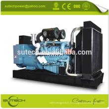 Компания Doosan генераторная установка 400квт, питание от P180LE