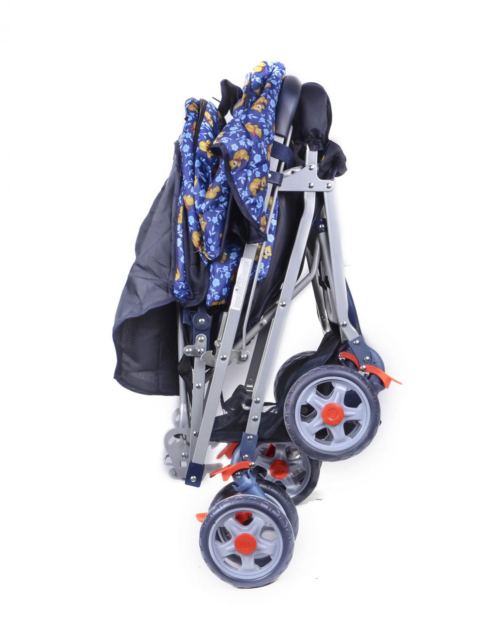 Baby Stroller with Reversible Handle Bar