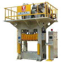 Гидравлическое прессовое оборудование для производства композитных пресс-форм SMC