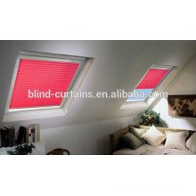 window treatments skylight roller blind roof shade