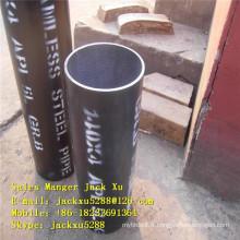 Plaque 3CR12 SS et MS, A106 GR.B Tuyau et courbure, plaque SS10 Bennox 2400 X 1200 X 8MM