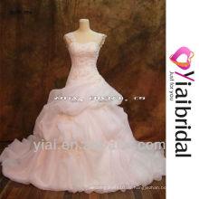RSW354 Abnehmbare Riemen Hochzeitskleid