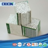 OBON anti-crack lightweight eps cement fly ash sandwich panel