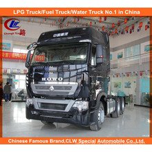 Heavy Duty 6 * 4 Rhd Sino Caminhão Sinotruk HOWO Tractor Caminhão HOWO Trator Cabeça HOWO Trator