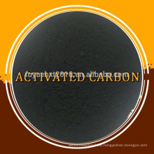Carbón activado en polvo para la eliminación de geosmina en agua potable