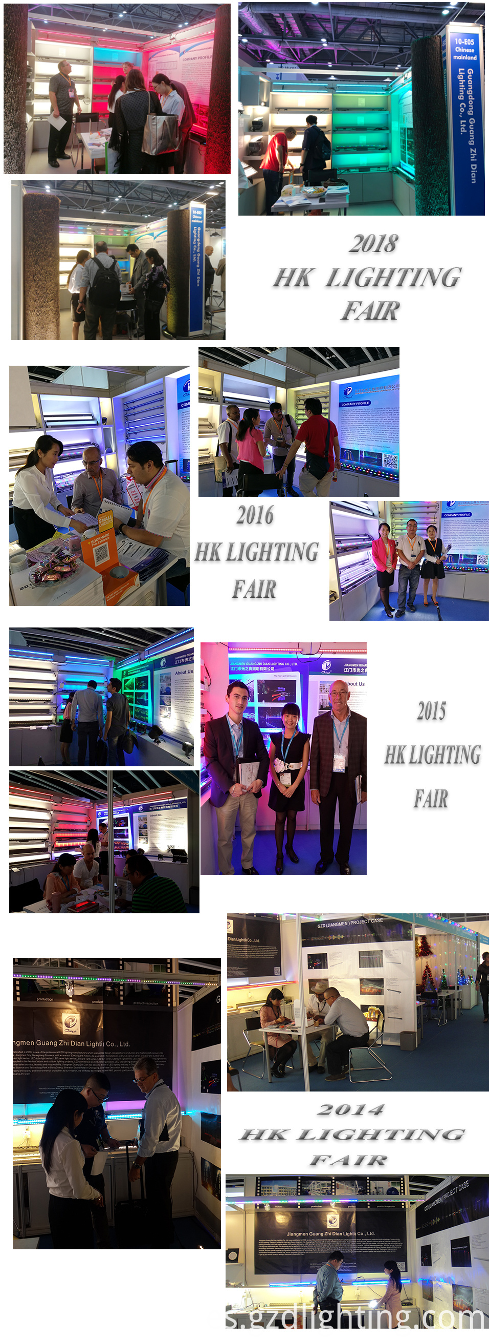 Hongkong lighting fair