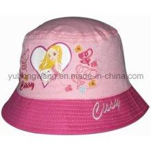 Bonnet / chapeau de godet de baseball de coton à la mode, chapeau de disquette