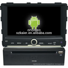 Glonass ! Android 4.2 touch screen car dvd GPS for Ssangyong Rexton +dual core +OEM+Factory directly !
