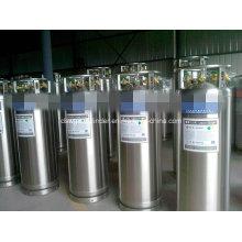 Liquid Oxygen 175L Kapazität Aufrechte Dpl Kryogene Schweißen Isolierte Zylinder